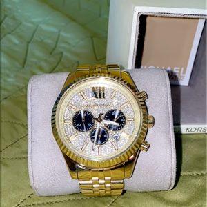 Authentic Michael Kors wrist watch.